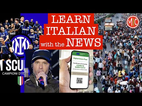 Learn Italian with the News 14 - Le ultime notizie in italiano