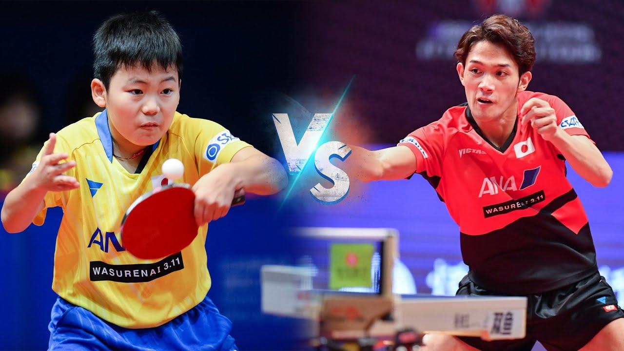 Sora Matsushima vs Yoshimura Kazuhiro | BEST ANGLE | 2021 Japan National Team Selection Tournament