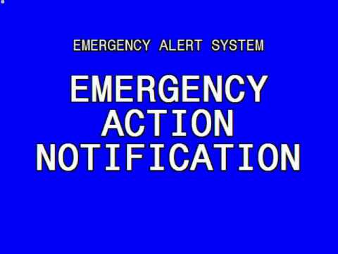 EAS: Emergency Action Notification + ??? - YouTube