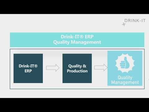 Drink-IT Quality Management Module