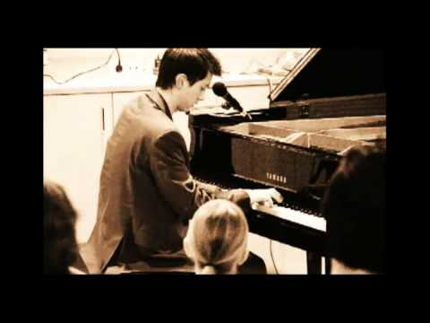 Incredible Blues Pianist Luca Sestak's Slow Blues Improvisation.