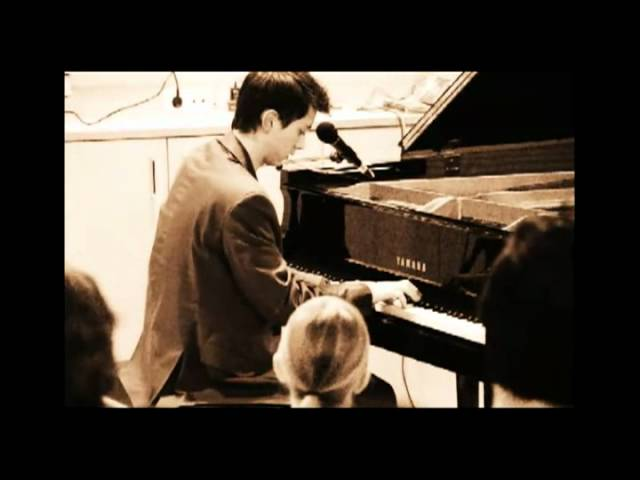 Incredible Blues Pianist Luca Se