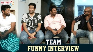 Mathu Vadalara Movie Funny Interview   Sri Simha   Kaala Bhairava   Vennela Kishore   Satya   MMM