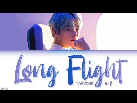 TAEYONG (태용) - 'Long Flight' LYRICS [HAN|ROM|ENG COLOR CODED] 가사