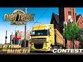 Euro Truck Simulator 2 Baltic Video contest
