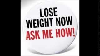 Lose weight now ask me how button