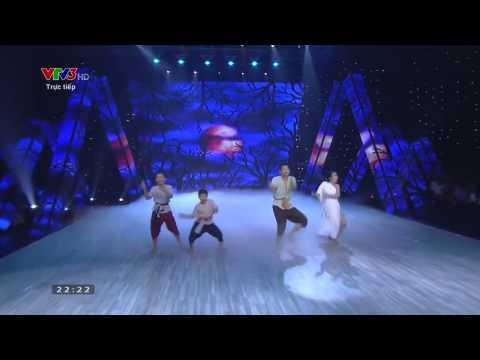 Chung Kết Bước Nhảy Hoàn Vũ Nhí: Đội Ốc Thanh Vân, Quang Đăng - Ngày 26/09/2014