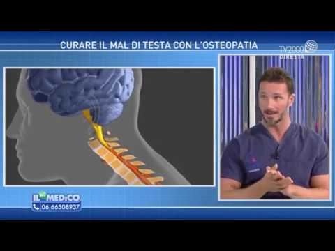 Il mio medico - Curare il mal di testa con l'osteopatia