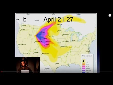 If Yellowstone Blew? Would it Reach You? Look here! It's Way Overdue!