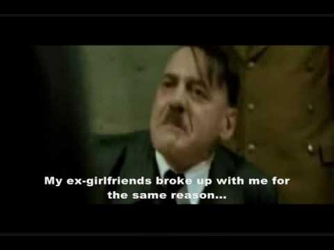 Adolf Hitler's one testicle (original)