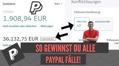 Dropshipping | PayPal Fall IMMER gewinnen