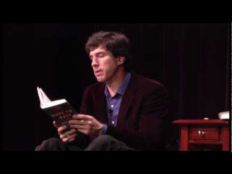 National Writers Series: An Evening with Benjamin Busch