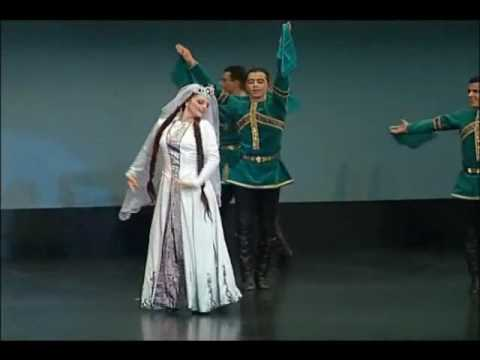 Vanoush Khanamerian Dance School - Shalakho Par - Armenian Traditional Dance