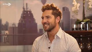 DAVID BISBAL ENTREVISTA COLOMBIA 2018