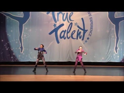 My Platinum winning 2016 Dance Duet to Rotten To The Core. Loved being Mal