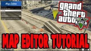 Скачать Map Editor Installation Tutorial For GTA 5 On PC
