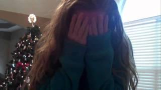 Dad Makes Girl Cry On Christmas