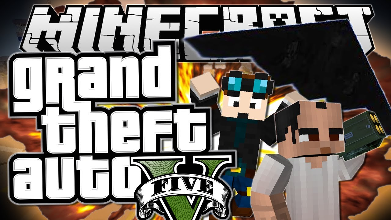 Minecraft Gta