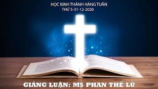 HTTL BẾN TRE - Chương trình thờ phượng CN-27-12-2020