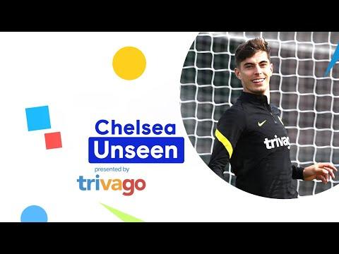 Havertz Gets Nutmeg Revenge On Alonso 👀🥜 | Chelsea Unseen