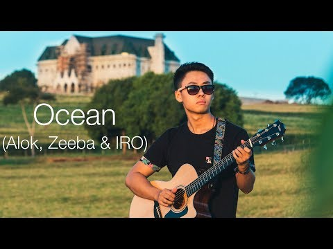 Alok Zeeba & IRO Ocean - Rodrigo Yukio Acoustic Guitar CoverTABS