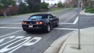 Chevrolet Camaro V6 SLP Loudmouth 1 Axel-back Exhaust