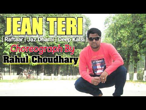 Jean Teri  Dance Video | Raftaar | Jaz...