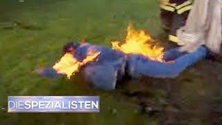 Folgenschwere Miete: Vollwaise Kevin steht in Flammen | Auf Streife - Die Spezialisten | SAT.1 TV