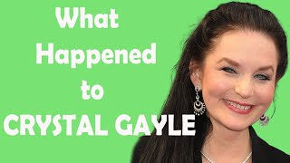 What Really Happened to CRYSTAL GAYLE - You'll Never Know