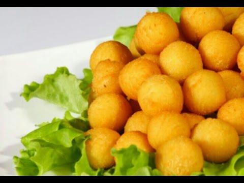 Как делать картофельные шарики