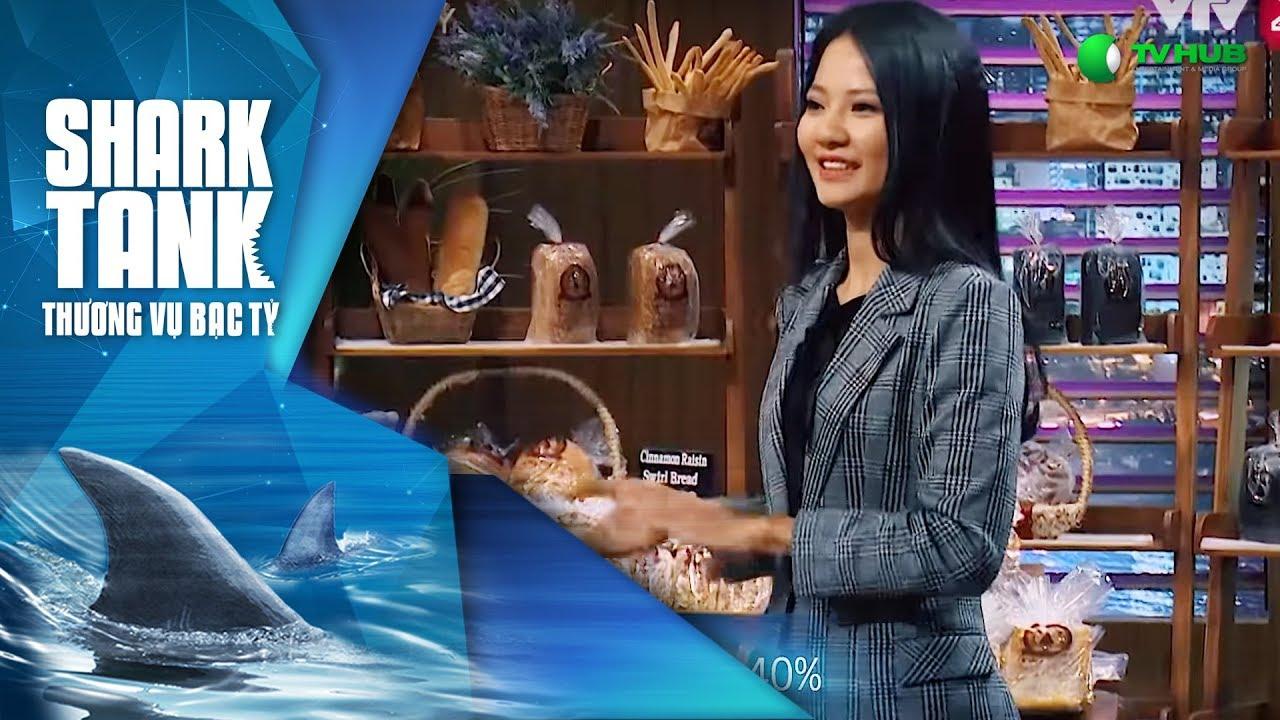 Bánh Mỳ Hoa Hậu Gọi 3 Tỷ Vốn Đầu Tư - Lavita   Shark Tank Việt Nam