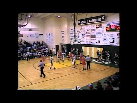 Hamilton Christian vs Pine Prairie - 2004 Playoffs 1st Round