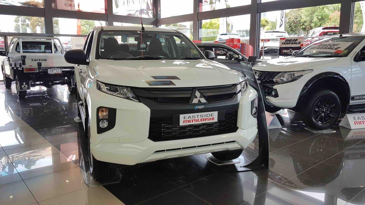 2019 Mitsubishi Triton L200 Glx 4x4 In Depth Tour Interior And Exterior