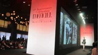 Rubin Singer Autumn/Winter 2013 Fashion Show Bangkok, Thailand - Part II Thumbnail