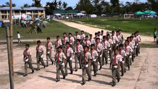 Video CEBU PROVINCE : BSP AREA 7 ENCAMPMENT 2014 : SRNHS - SPARTA IN THEIR FANCY DRILL. download MP3, 3GP, MP4, WEBM, AVI, FLV Desember 2017