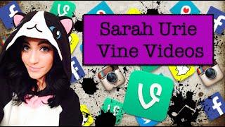 Sarah Urie Vine Videos