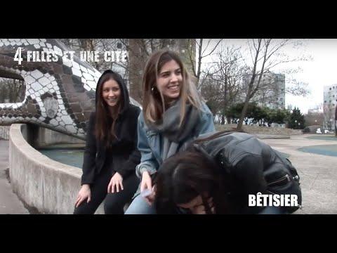 4 Filles Et Une Cité - Bêtisier