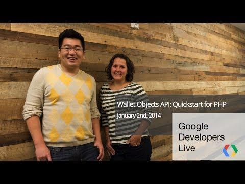 Google Wallet Objects API: PHP Quickstart