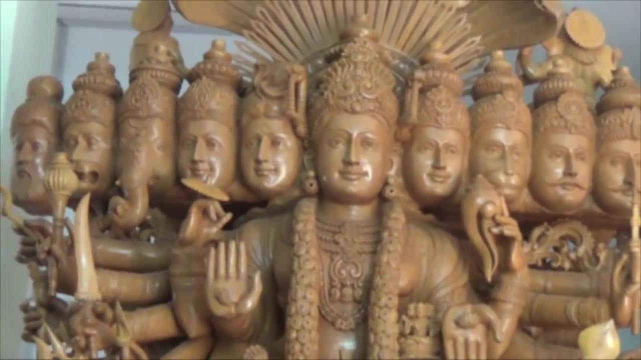 Sandalwood Carving - Sagara