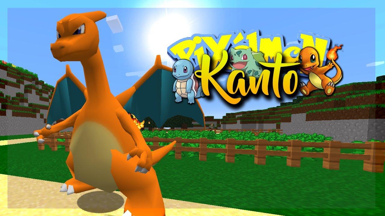 Dracaufeu Pixelmon Kanto 5 Lets Play