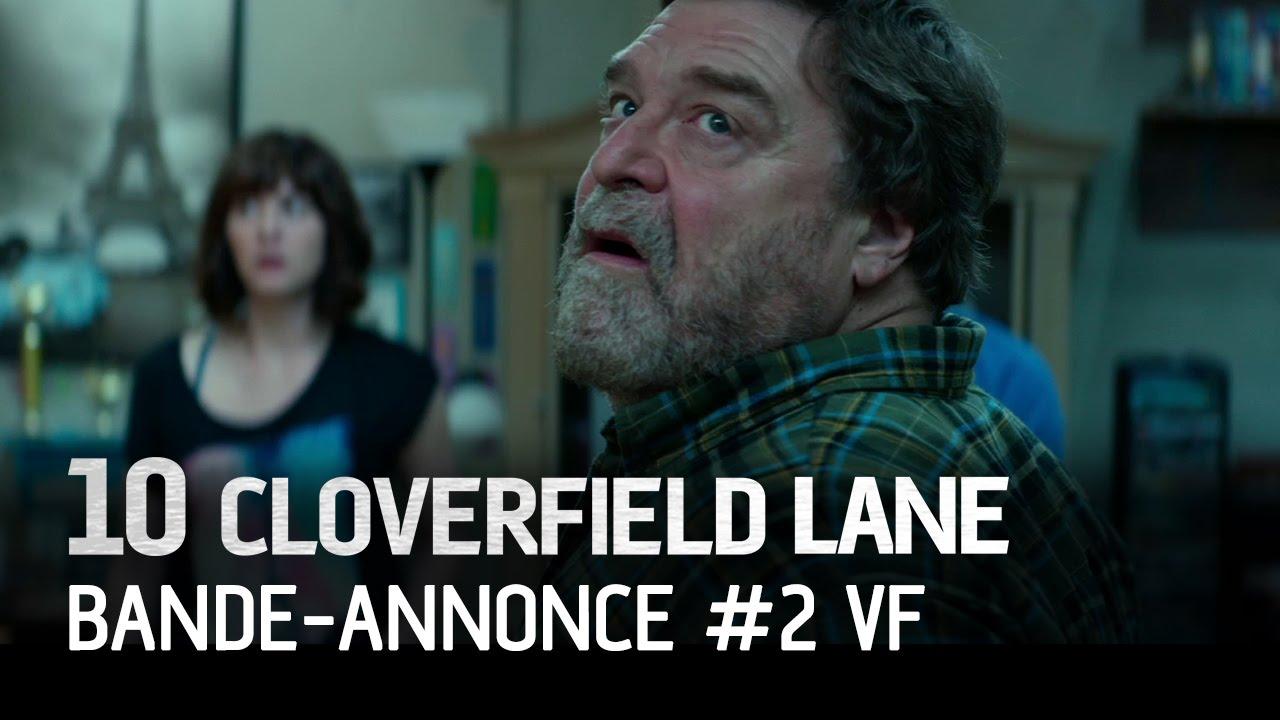 10 CLOVERFIELD LANE - Bande-annonce #2 (VF)  [au cinéma le 16 mars 2016]