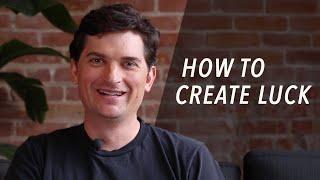 How to Create Luck - Dalton Caldwell, Y Combinator Partner