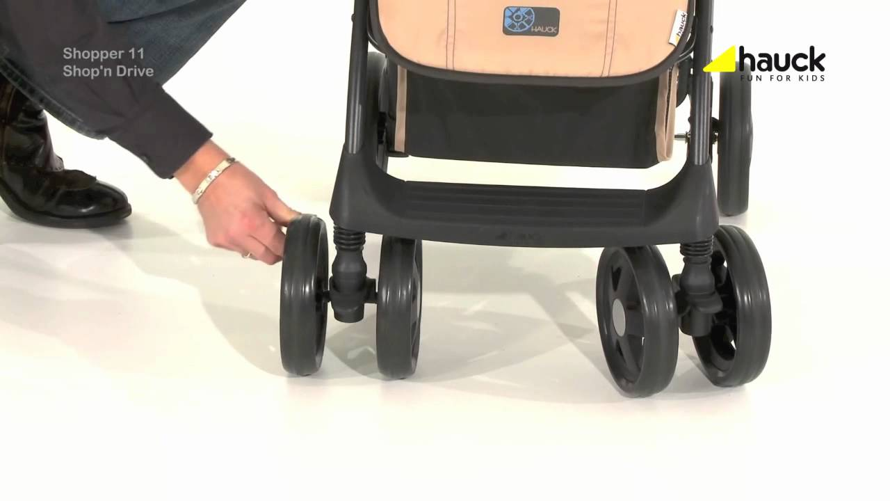 Hauck Shopper Slx Travel System Youtube Hauck Shopper Shop N Drive Travel System Video Review Online4baby