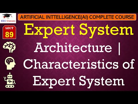 Expert Systems In Artificial Intelligence Ai Types Uses And Advantages
