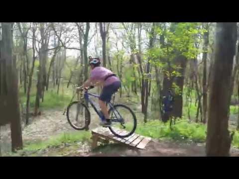 Mountain biking fails (and wins) with Noah!