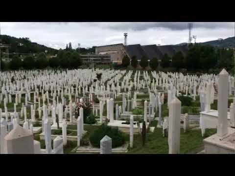 1984 Olympic Infrastructure Destroyed by Siege of Sarajevo
