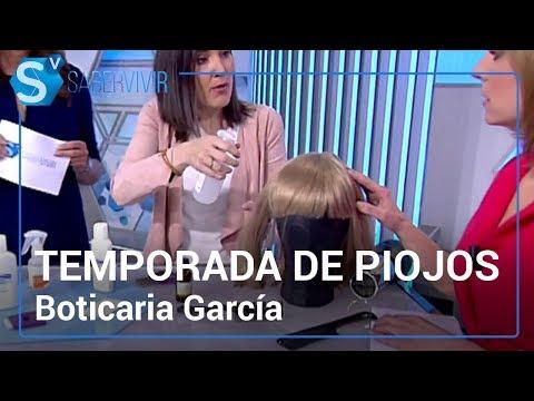 Enfréntate a la época de piojos   Boticaria García te aconseja   Saber Vivir