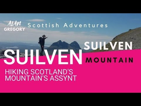 Suilven,Mountain Walk To Summit, Assynt,Scotlands Mountain's, A Full Days Hike