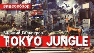 Обзор игры Tokyo Jungle