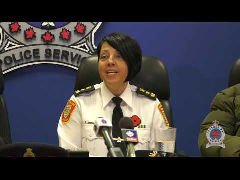 New Thunder Bay Police Chief Announced